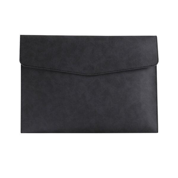 WhatnaブリーフケースA4 大きめセカン ドバッグ メンズ レディース バッグ 手持ち 13.3インチ ipad Air 収納可 ビジネス封筒袋 資料ケース ct-02元の画像
